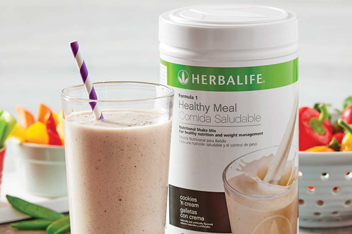 the what how why herbalife formula1