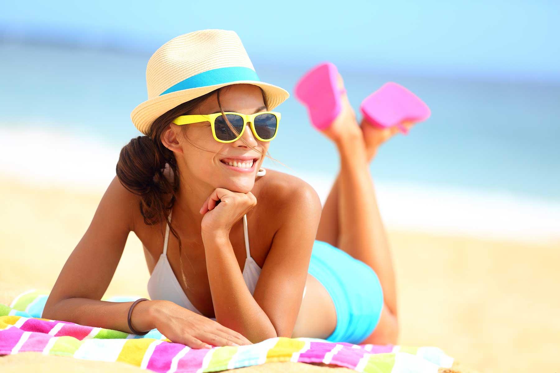 Αποκτήσττε σώμα παραλίας