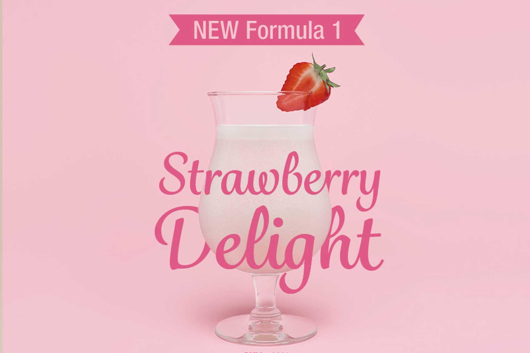 Herbalife Νέα Γενιά Formula 1 Αγριοφράουλα