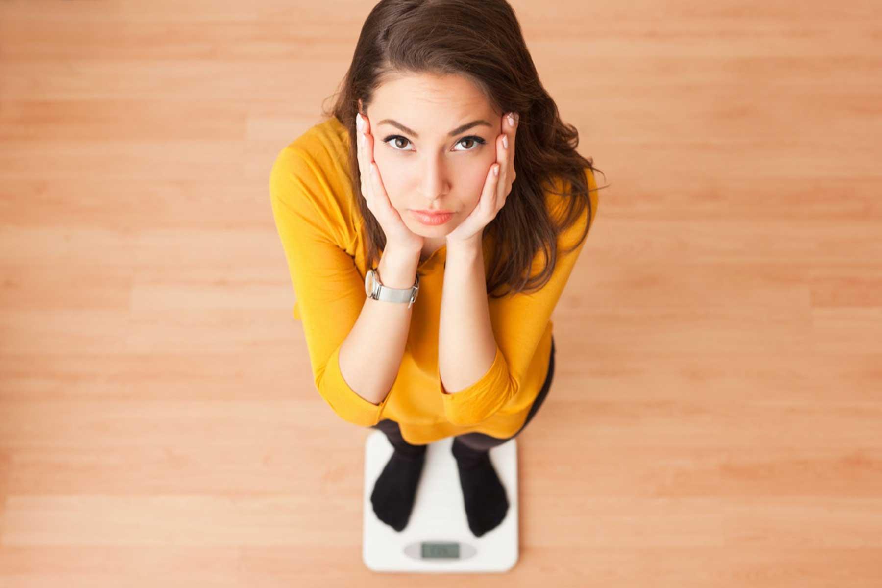 Πλατό απώλειας βάρους