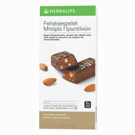 Herbalife Μπάρες Πρωτεΐνης Γεύση Βανίλια Αμύγδαλο