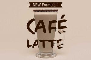 Herbalife Νέα Γενιά Formula 1 Café Latte