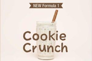 Herbalife Νέα Γενιά Formula 1 Τραγανό Μπισκότο