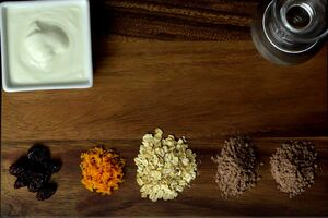 Herbalife Συνταγή Yoghurt Delight